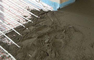 Grindų betonavimas Kaune