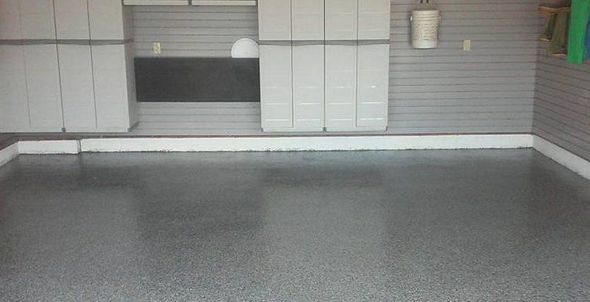 Gamybiniu patalpų betonavimas