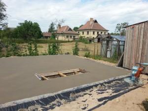 betonavimo darbai kaune